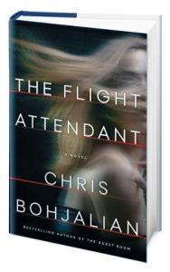 Flight Attendant 3D 1 188x300 Happy Book Birthday The Flight Attendant by Chris Bohjalian