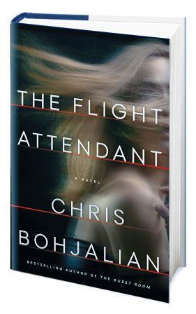 Happy Book Birthday The Flight Attendant by Chris Bohjalian