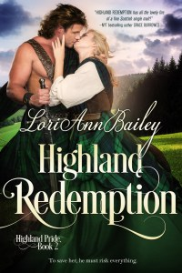 HighlandRedemption Final1600X2400 200x300 Coffee With Historical Romance Author Lori Ann Bailey