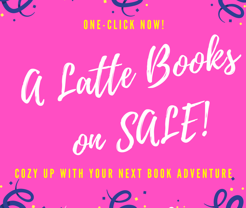 A Latte Books On Sale