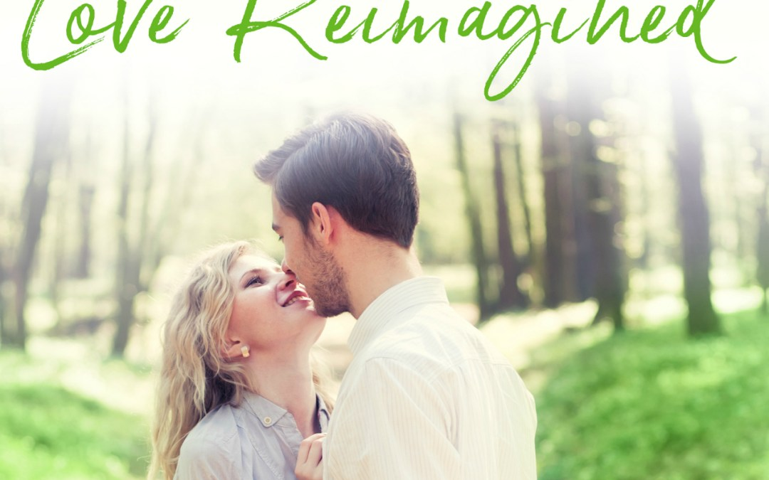 Love Reimagined by Delancey Stewart Blog Tour