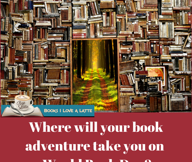 It's World Book Day. Find a new book adventure now!