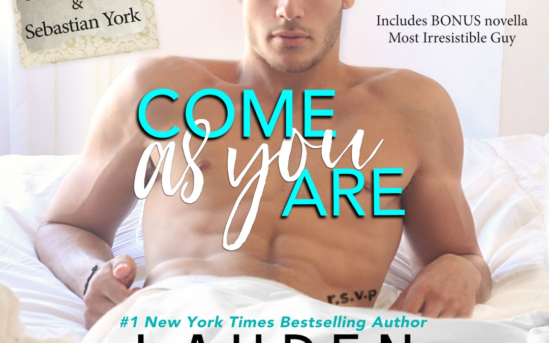 Come as you Are by Lauren Blakely -Review and Excerpt