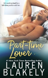 ParttimeLover Cover 188x300 Part time Lover by Lauren Blakely   Review