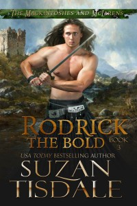 Rodrick the Bold Kindle 200x300 Coffee With USA Today Bestselling Author Suzan Tisdale