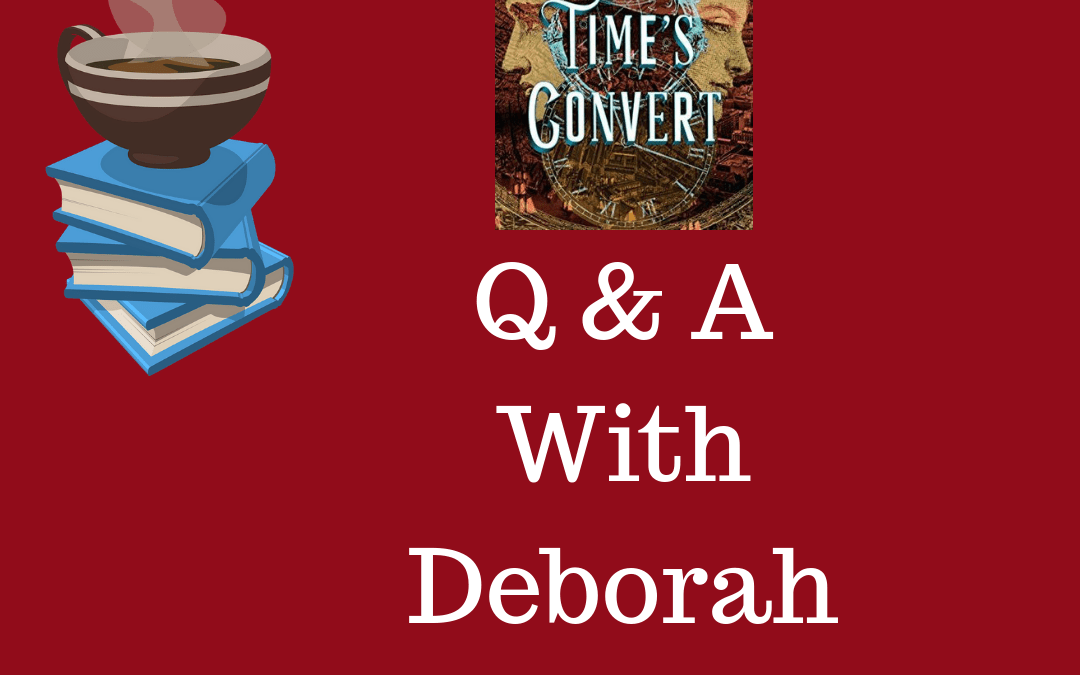 Q & A with New York Times Bestselling Author Deborah Harkness