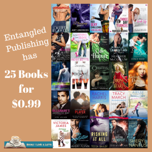 25 Booksfor 0.99 300x300 Entangled Publishing has 25 books for $0.99   get em now!