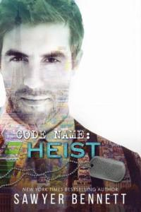 Cover Code Name Heist Compressed 200x300 Series Reveal for USA Today Bestselling Author Sawyer Bennett....