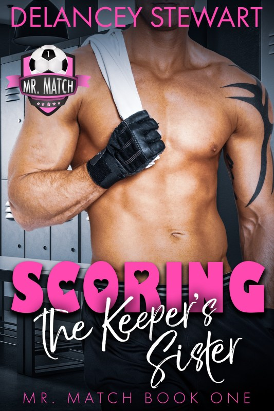 Scoring the Keepers Sister Ebook Cover 533x800 Scoring the Keepers Sister by Delancey Stewart   Exclusive Excerpt