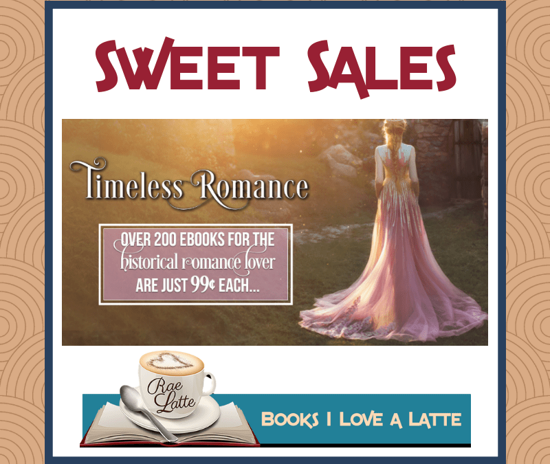 Over 200 Historical Romances on SALE from Entangled Publishing