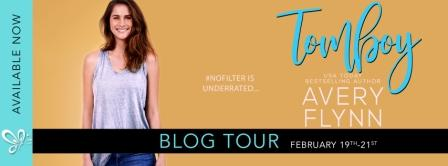 Tomboy BT banner compressed Tomboy by Avery Flynn   Blog Tour: Review & Excerpt