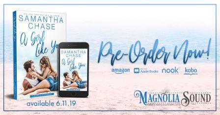AGLY PreOrder compressed Cover Reveal: A Girl Like You by Samantha Chase