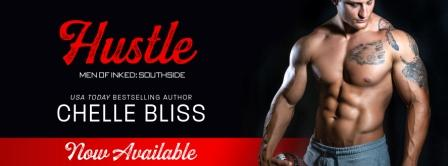 HUSTLE LIVE comressed Release Blitz: Hustle by Chelle Bliss