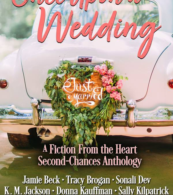 Once Upon A Wedding – Check out this amazing cover!