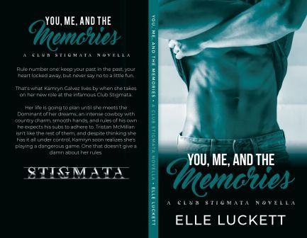 YMTM EL Wrap compressed You, Me, and the Memories by Elle Luckette