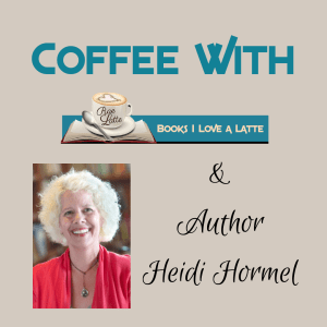Coffee With HH May 28 300x300 Coffee With Author Heidi Hormel