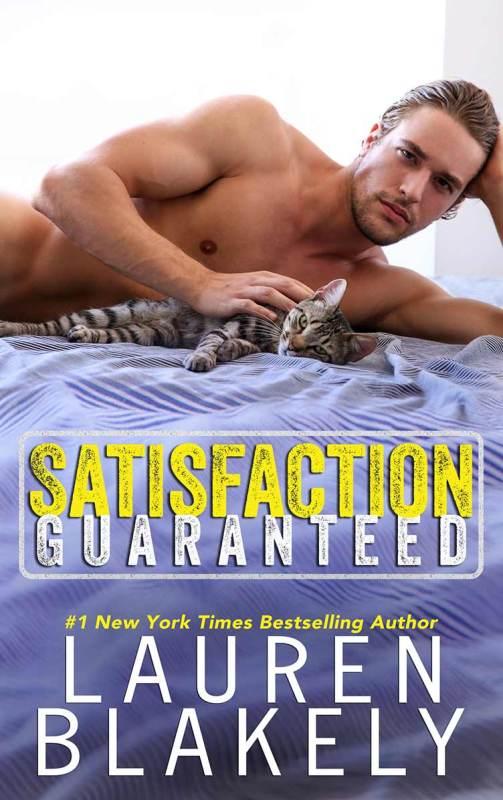 Satisfaction Guaranteed 503x800 Coming Soon: Satisfaction Guaranteed by Lauren Blakely