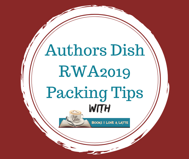 Authors Dish RWA2019 with USA Today Bestselling Author Eliza Knight, Author Golden Czermak, and Author Olivia Dade