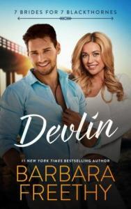 Devlin 1560 Amazon 188x300 Cover Reveal: 7 Brides for 7 Blackthornes