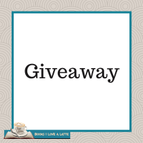 Giveaway for blog post V1 300x300 Coffee With Author Pru Warren