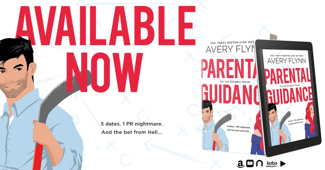 PG AN 1 Parental Guidance by Avery Flynn   Review and Excerpt