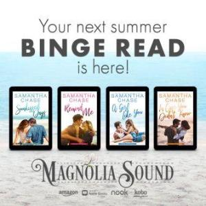 MagnoliaSound BeachBinge compressed 300x300 Blog Tour   In Case You Didnt Know by Samantha Chase    Review & Excerpt