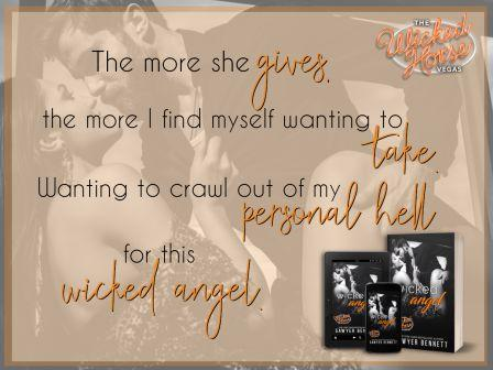 Teaser 1 compresed Wicked Angel by Sawyer Bennett