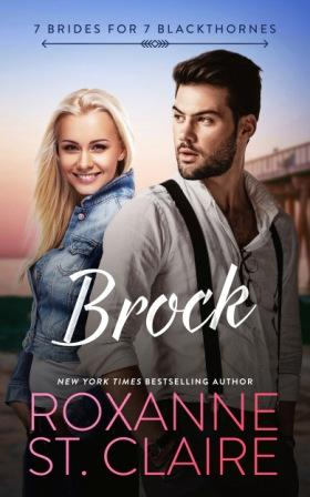 Brock 1560 Amazon Brock by Roxanne St. Claire