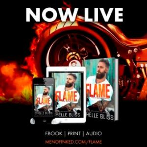 Flame Now Live 300x300 Flame by Chelle Bliss