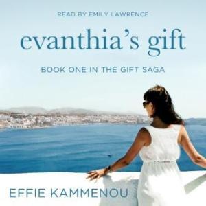 AC Evanthia s Gift 300x300 Audiobook Blitz: Evanthias Gift by Effie Kammenou