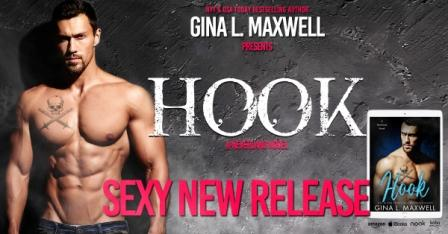 Copy of HookReleaseGraphicFinal Hook by New York Times and USA Today Bestselling Author Gina L. Maxwell