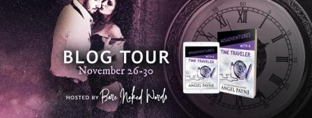 MA Time Traveler BNW blog tour Blog Tour: Misadventures with a Time Traveler by Angel Payne