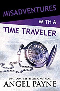 Time Traveler cover Blog Tour: Misadventures with a Time Traveler by Angel Payne