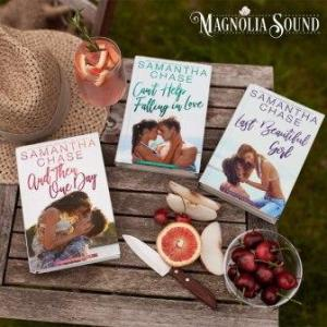 Magnolia2020 300x300 Cover Reveal   Magnolia Sound Series by Samantha Chase