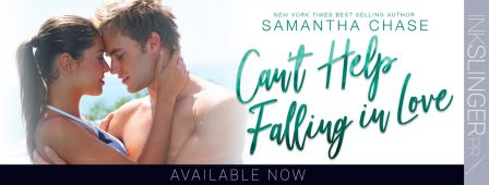CHFiL Banner Cant Help Falling In Love by Samantha Chase