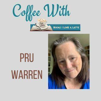 Coffee With Author Pru Warren