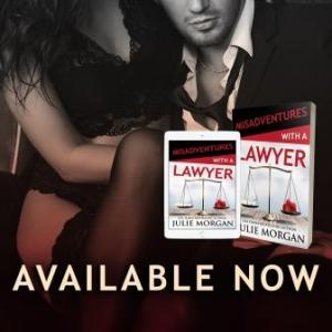 MA Lawyer Countdown IG out now 300x300 Misadventures with a Lawyer by USA Today Best Selling Author Julie Morgan