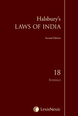 Halsbury's Laws of India, Volume 18: Evidence