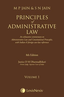 Principles of Administrative Law (Set of 2 Volumes)