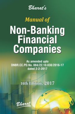 Manual of Non-Banking Financial Companies