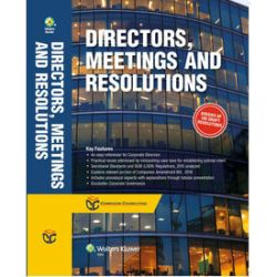 Directors, Meetings and Resolutions