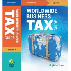 Worldwide Business Tax Guide (3 Volumes)