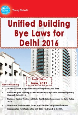 Unified Building Bye Laws for Delhi, 2016