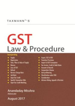 GST Law & Procedure