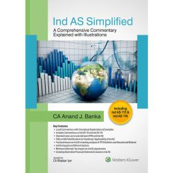 Ind AS Simplified, A Comprehensive Commentary Explained with Illustrations