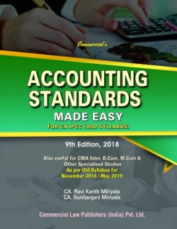 Accounting Standards Made Easy For CA IPCC (Old Syllabus)