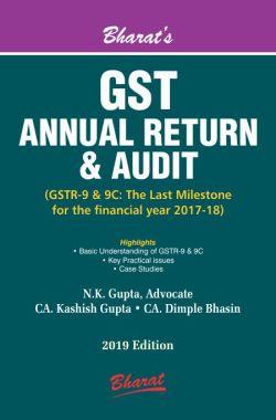GST Annual Return & Audit