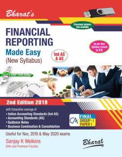 FINANCIAL REPORTING Made Easy (CA Final — New Course)
