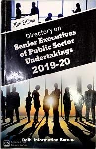 Directory on Senior Executives of Public Sector Undertakings