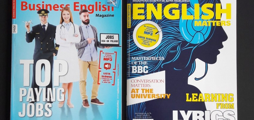 English Matters 74/2019 i Business English Magazine 69/2019